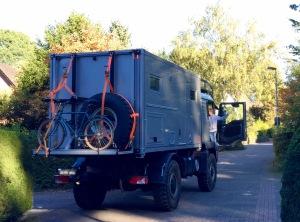 Fahr- & Ersatzrad